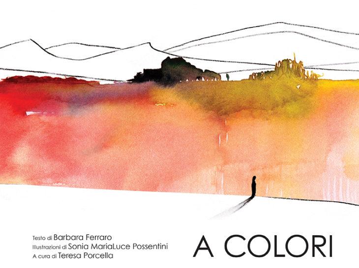 """Salone del Libro di Torino, """"A Colori' (Bacchilega Junior) letto da Beniamino Sidoti. Guarda il video"""