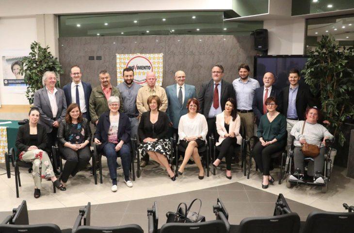 #ElezioniImola2018, i candidati della lista del Movimento 5 Stelle
