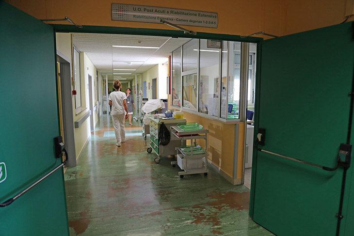 """Il direttore dell'ospedale Neri: """"Il reparto Post Acuti funziona, ora il geriatra a domicilio'"""