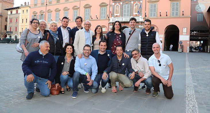 #ElezioniImola2018, i candidati della lista della Lega (Imola Salvini per Palazzolo)