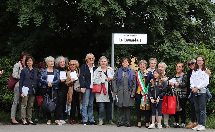 A Imola 21 aree verdi e giardini intitolati a donne che hanno fatto la storia italiana e mondiale