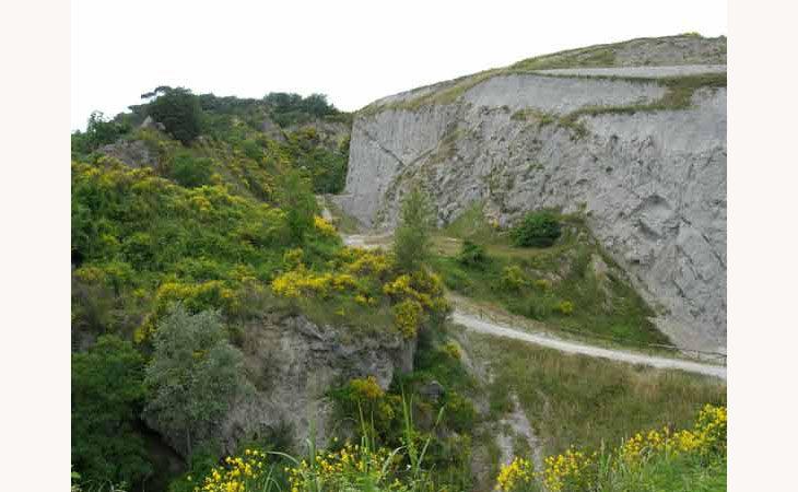 Escursione gratis con le guide del parco alla scoperta delle «ex cave» Monticino e Marana