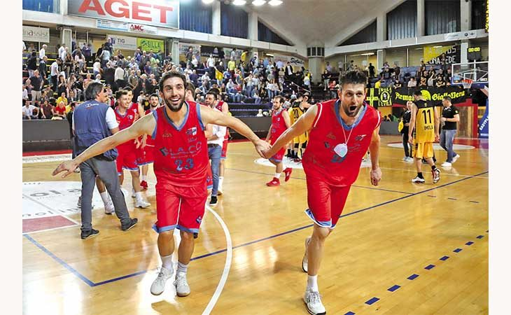 Basket C Gold, scocca l'ora della finale play-off per i Flying Ozzano
