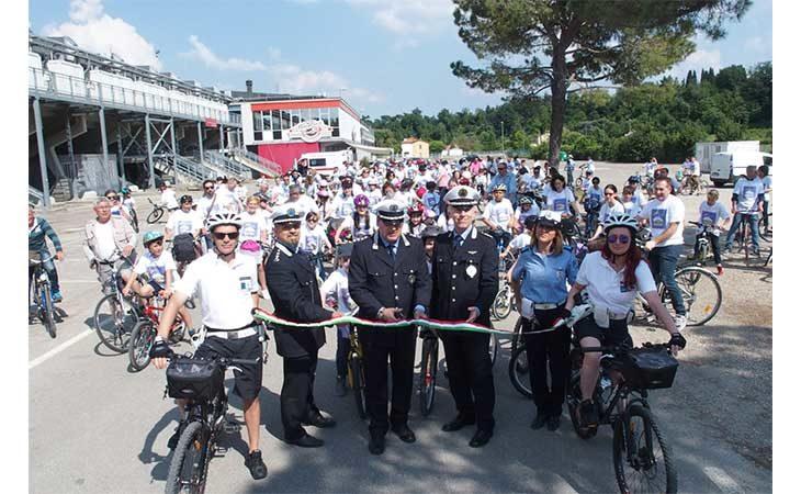 Sicurezza stradale, successo per l'evento organizzato sabato scorso dalla Polizia municipale