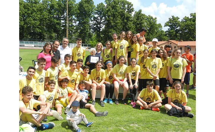 Al «Galli» oltre 350 ragazzi per i Giochi Studenteschi di atletica dedicati a Domenico Dadina