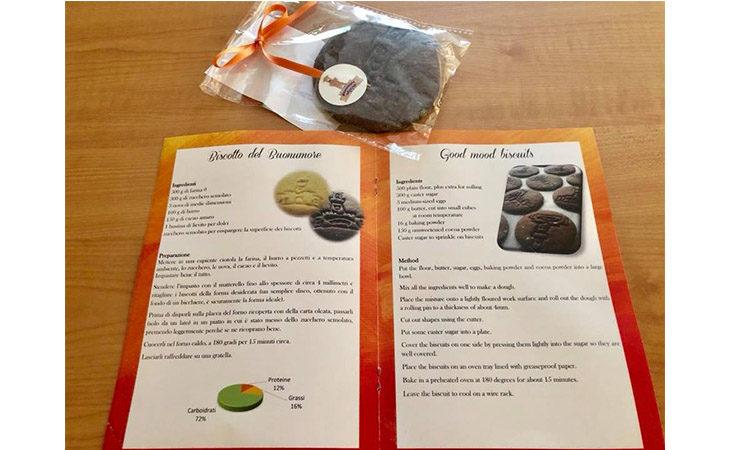 Gli studenti dell'alberghiero di Castello hanno creato il biscotto al cioccolato che fa bene all'umore