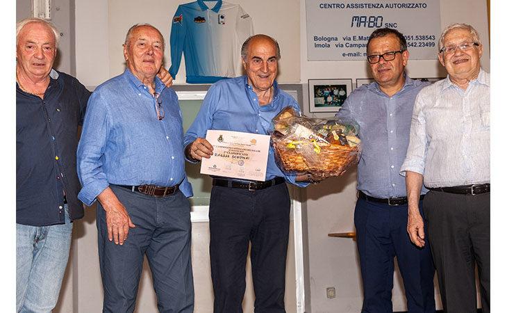Il salame fatto in casa da Angelo Scipioni vince il Campionato di Castel San Pietro
