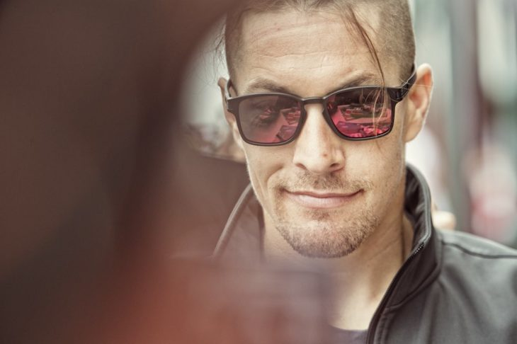 A million dollar smile: #69 foto per Nicky Hayden in mostra a Imola