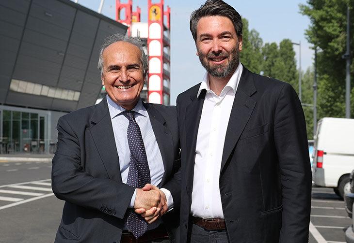 """Roberto Marazzi, il neo direttore dell'autodromo promette: """"Motori e grandi eventi musicali'"""