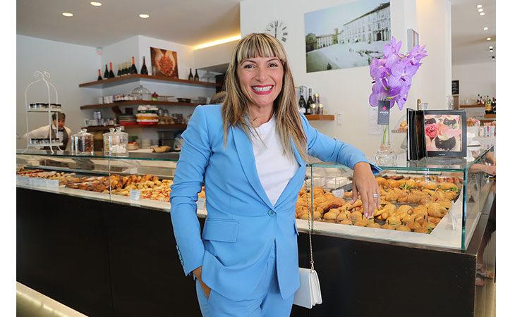 Stefania Atzori, presidente di Sirio Spa: «Dopo l'Opera Dulcis puntiamo al bar Bacchilega»