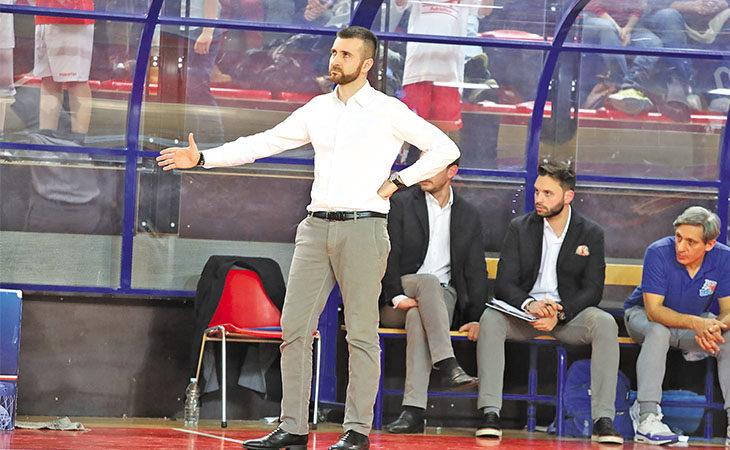 Basket A2, Emanuele Di Paolantonio è ufficialmente il nuovo coach dell'Andrea Costa