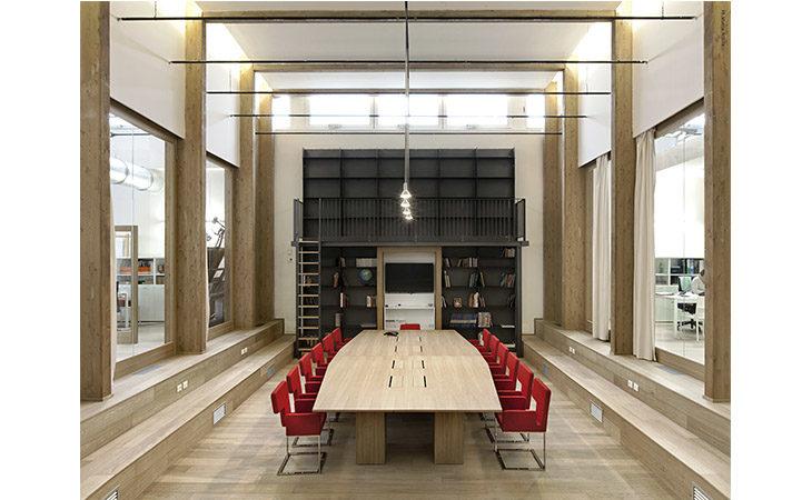 Il design d'arredamento dell'azienda ozzanese Paolo Castelli sbarca a Dubai