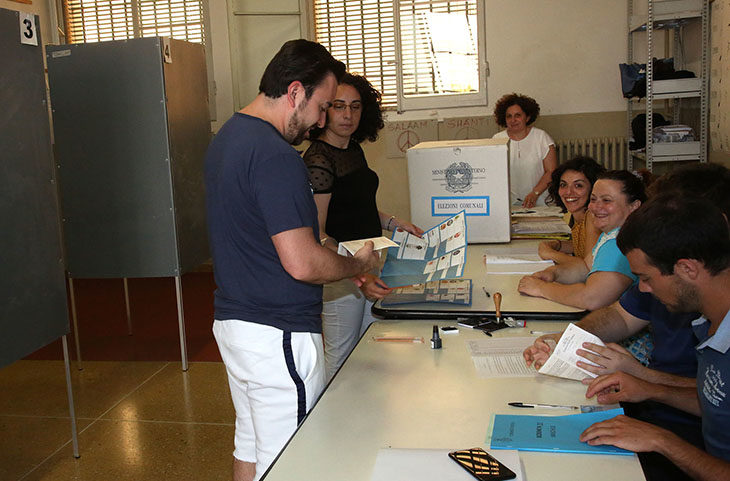 #ElezioniImola2018, si profila il ballottaggio tra Carmela Cappello (centrosinistra) e Manuela Sangiorgi (M5S)