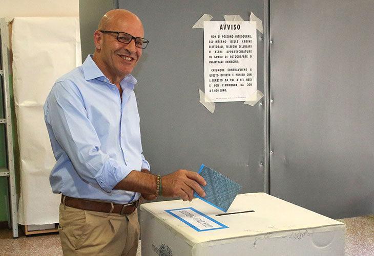 """#ElezioniImola2018, Palazzolo (centrodestra): """"Persi i voti dei moderati, delusi dalle scelte sul governo nazionale"""""""