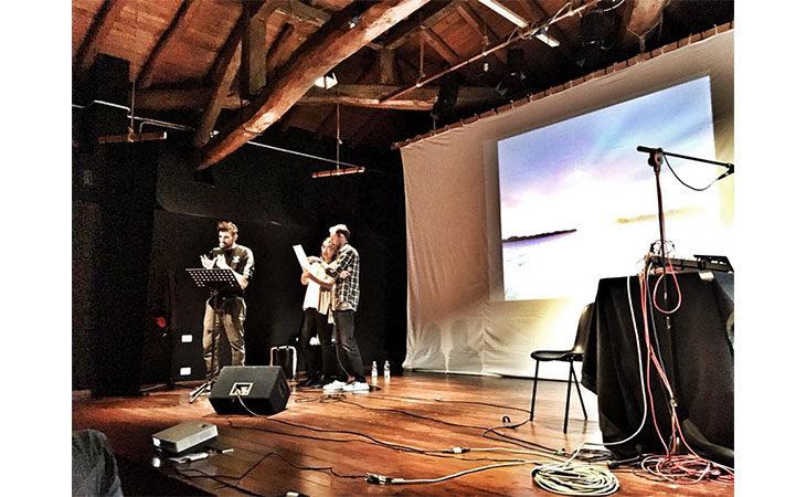 Dentro ParoleNote, il workshop sul programma di RadioCapital con Giancarlo Cattaneo diventa spettacolo
