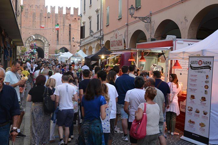 Giugno Castellano, Street Food Festival, Arte di Strada e uno speciale fuori programma