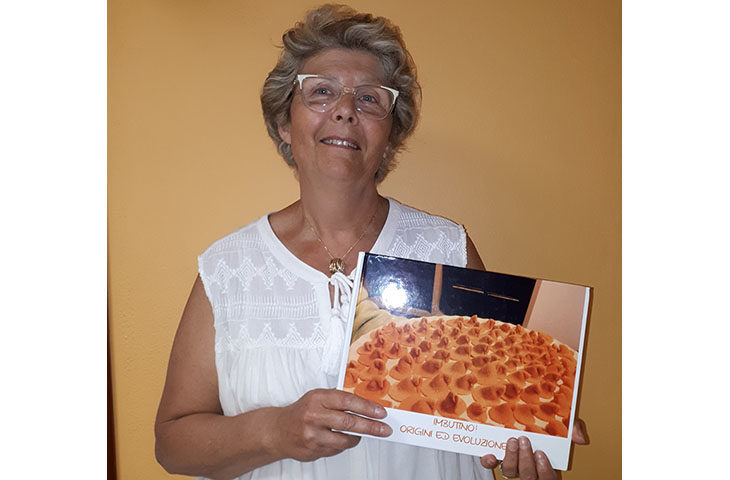 Parte la produzione industriale degli imbutini, la pasta brevettata dell'ozzanese Flavia Valentini