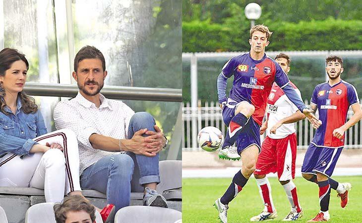 Calcio, presentato il nuovo tecnico dell'Imolese Alessio Dionisi. Il suo ritratto nelle parole dell'ex rossoblù Monacizzo