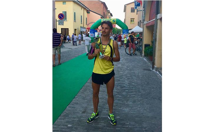 «Miglio del tiglio», a Castel Guelfo vittoria e record per Luis Matteo Ricciardi