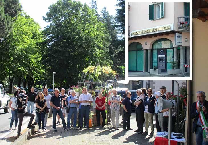 """Chiusura della filiale Bpm, il sindaco Ponti sospende lo sciopero della fame: """"Ho parlato con la banca'"""