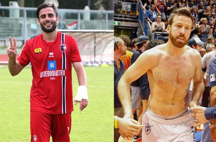 Calcio e basket, Belcastro e Fultz, colpi… di sole