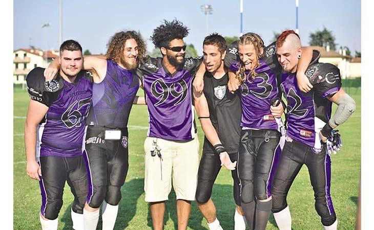 Football americano, è l'ora della finale «nord» al Romeo Galli per i Ravens Imola