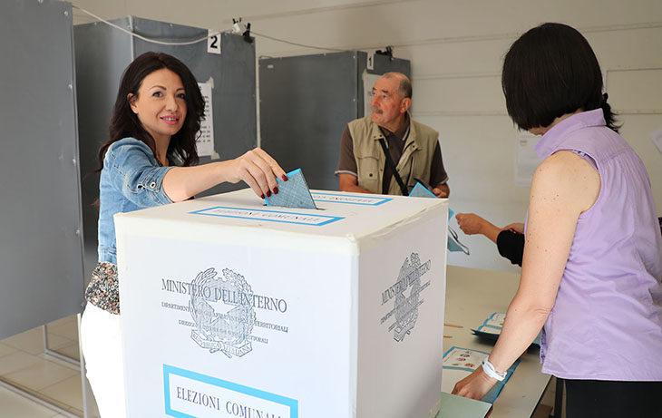 #ElezioniImola2018, alla chiusura dei seggi alle ore 23 l'affluenza si ferma al 52,61%