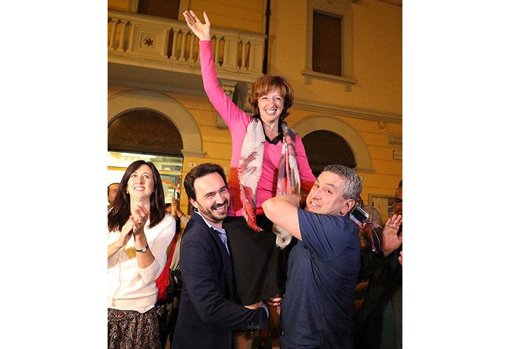 #ElezioniImola2018, il primo sindaco donna di Imola è a 5 Stelle ed è Manuela Sangiorgi