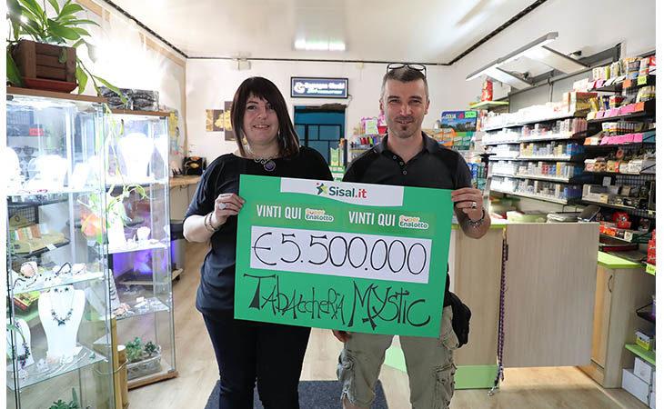 SuperEnalotto, vinti più di 7 milioni di euro tra Casalfiumanese e Medicina