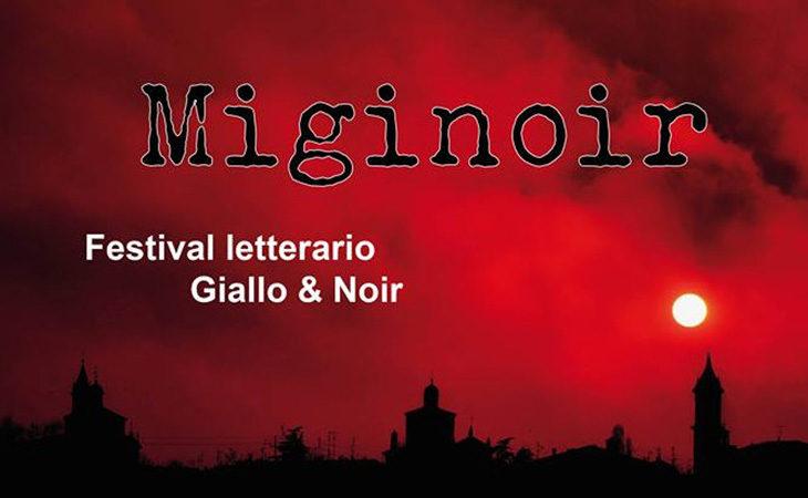 Al festival letterario «Miginoir» di Medicina l'estate si tinge… di nero