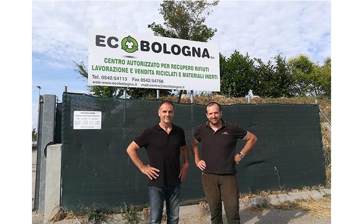 L'azienda guelfese Ecobologna si amplia e asfalta le strade. Nuove assunzioni in vista
