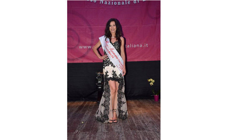 All'imolese Rosalia Ingrassia la fascia di Miss Mamma Italiana Fashion 2018