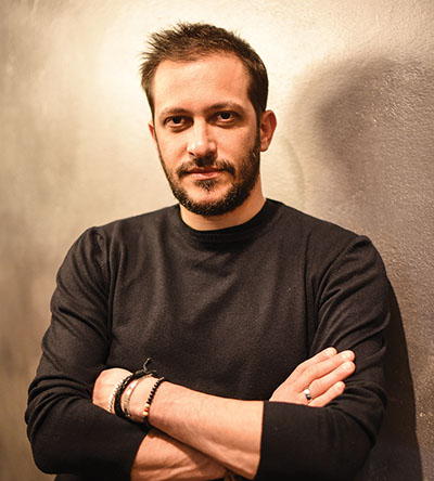 Corrado Peli, Luca Occhi e Fabio Mundadori, scrittori «in nero» per Miginoir