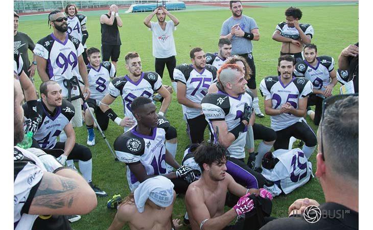 Football americano, domani c'è il «Nine Bowl». I Ravens: «Vogliamo riportare il tricolore a Imola»