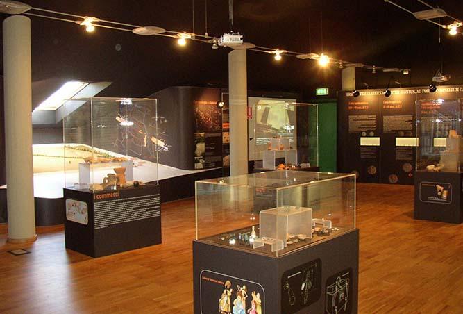 La mostra permanente di Ozzano diventa museo di Claterna