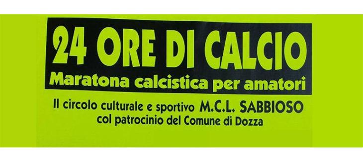 Calcio, torna la classica 24 ore di Toscanella con oltre 300 giocatori in campo