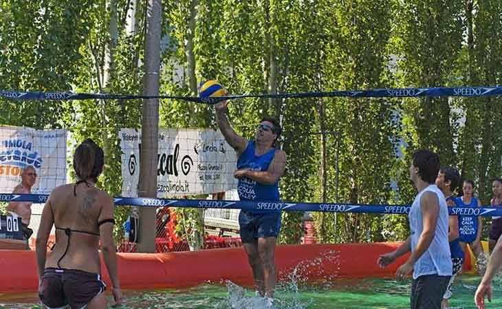 Numeri da record per la 7^ edizione dell'Acqua Volley Clai Splash a Sasso Morelli