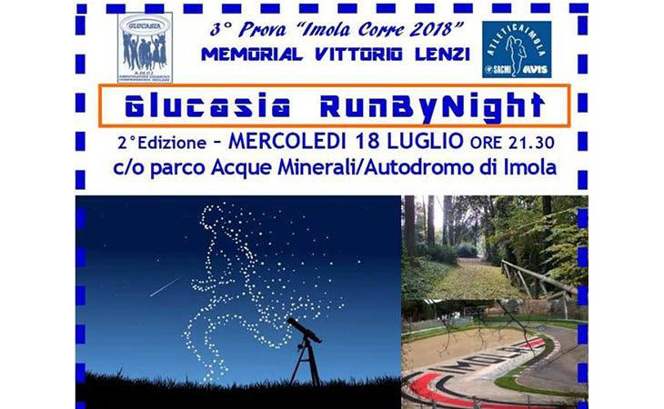 Sport e salute, domani la seconda edizione della Glucasia RunByNight