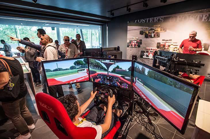 Visite guidate all'Autodromo e alla Rocca Sforzesca in occasione dell'Imola Summer Piano 2018