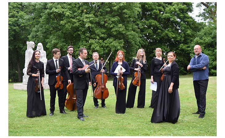L'Estonian Sinfonietta porta in scena musica di film come Seven o Tempi Moderni
