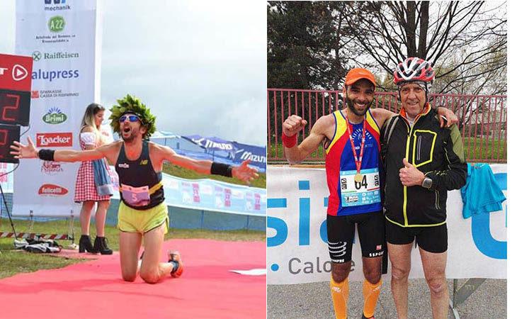 Ultramaratona, Francesco Lupo e Matteo Lucchese convocati per i Mondiali di 100 km