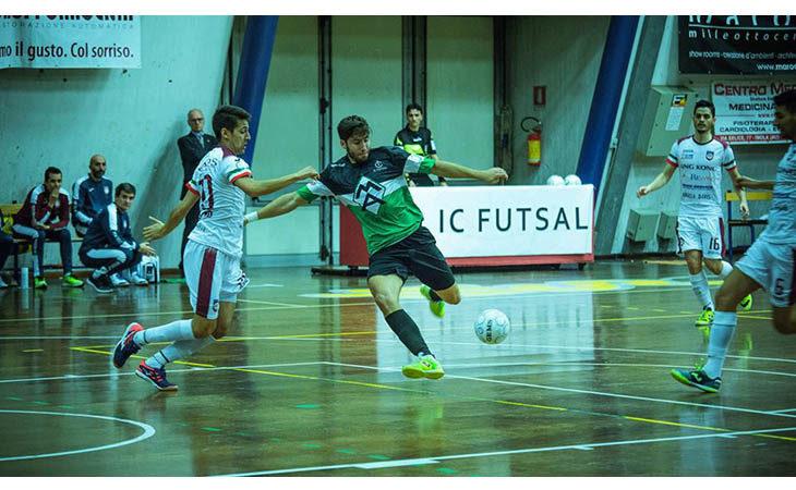 Futsal, Imola-Castello rinuncia alla serie A e riparte dalla C1 con tanti giovani
