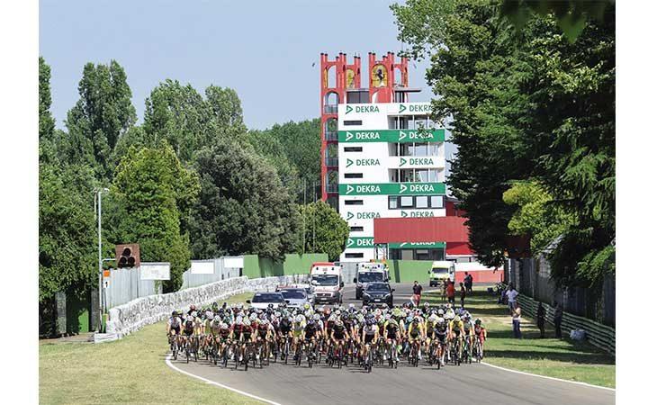 Ciclismo giovanile, weekend con il Gp Fabbi e mille «campioncini» all'autodromo di Imola