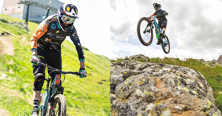 Mountain Bike, i campioni Under 21 Mirco Vendemmia e Matteo Saccon nella top-ten mondiale