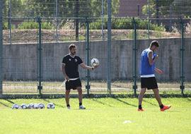 Imolese in gol con Belcastro e Jukic, si lavora per giocare in C al Romeo Galli