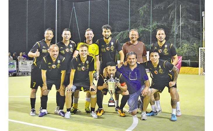Futsal, il Bar Aurora si è aggiudicato la 28ª edizione del «Cicceria» di Castel San Pietro