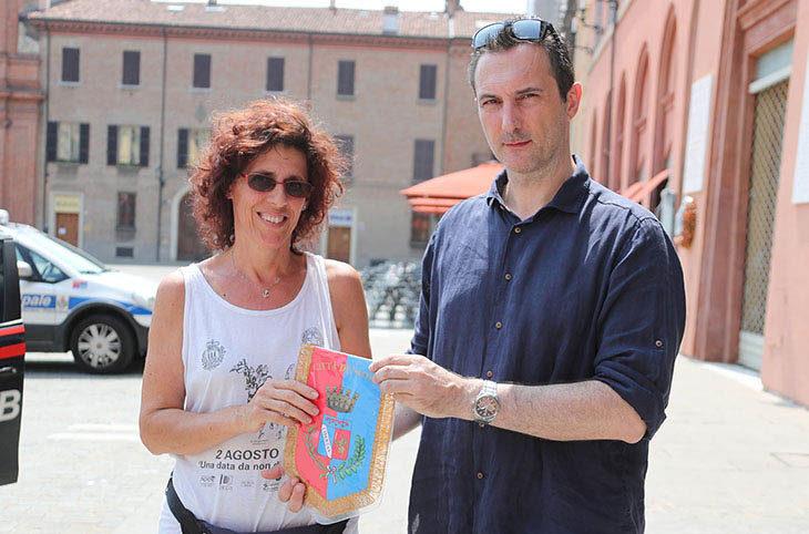 2 Agosto, la staffetta della memoria ha fatto tappa a Imola, Medicina e Castel San Pietro