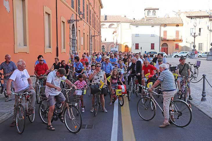 Domani cominciano le celebrazioni per San Cassiano con la classica biciclettata al cippo del martire
