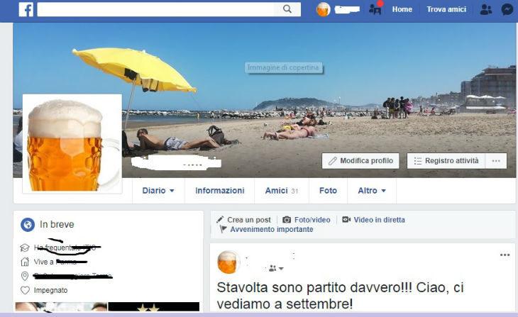 I consigli della polizia: stop alle foto di vacanze sui social per non avere sgradite sorprese al ritorno a casa
