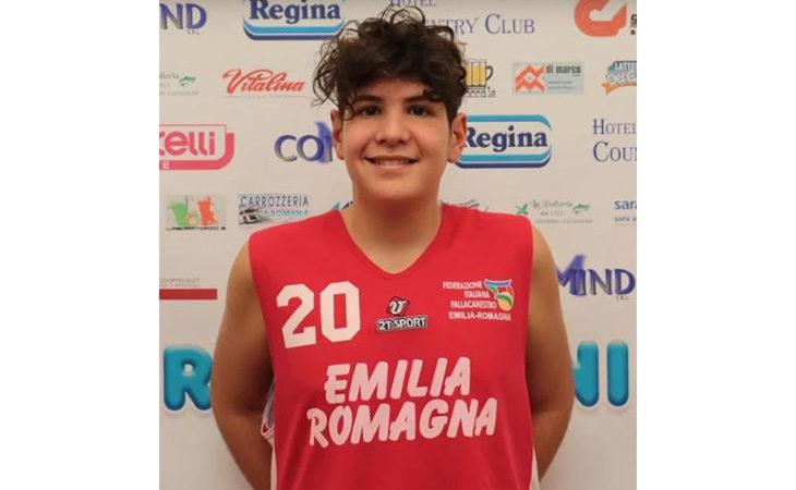 Basket giovanile, il 15enne Tommaso Marangoni ha scelto la Leonessa Brescia per il suo futuro